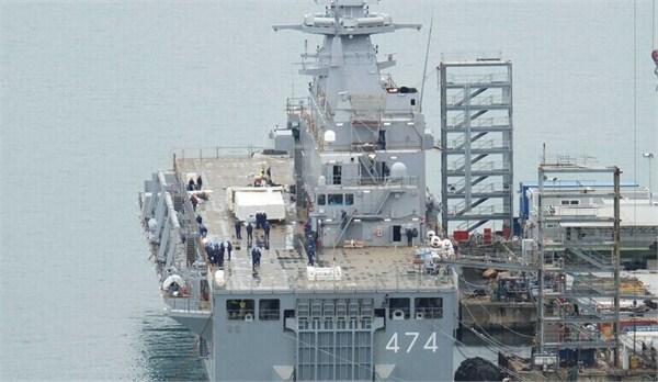 阿尔及利亚接收海军旗舰卡拉特·贝尼·阿巴斯号两栖登陆后勤支援舰