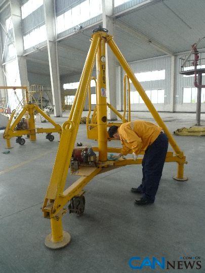 南航广西维修厂伺季而动 开展换季保养工作