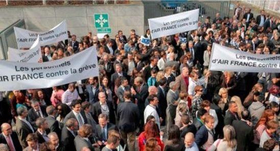 法航飞行员结束14天罢工,损失超2亿欧元