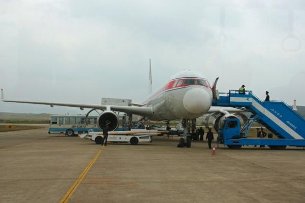 飞行游记:乘高丽航空客机飞朝鲜的人生奇遇
