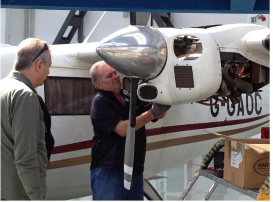 无限航空联合火神将携P68飞机亮相珠海航展