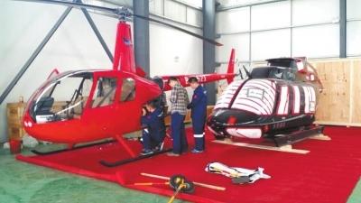 通航飞机医院落户郑州 修飞机缺人年薪20万起