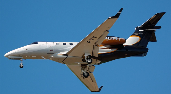 巴航工业莱格赛450将首次亮相NBAA年会