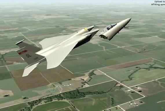 新一代飞机的持续机动过载从4-6g为主