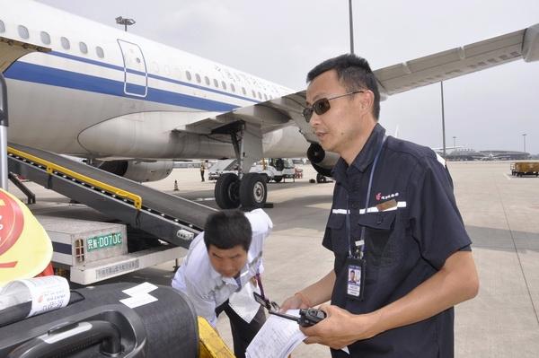 国航西南地服部行李专项整治 成效显著