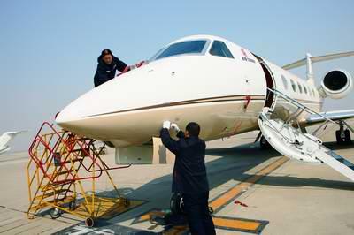 """飞机维修企业发展壮大应避免""""大企业病"""""""