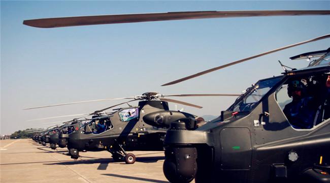 解放军新型直18直升机高原测试罕见秘照