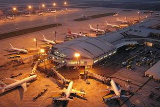 图:北京第二机场效果图