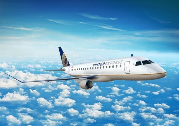 巴航工业向美国航空交付首架e-喷气系列飞机
