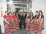 印度空姐青黄不接 58至60岁空妈被返聘上岗