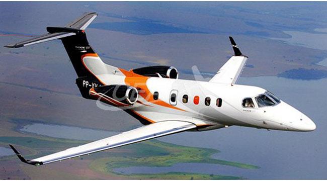 巴航2014年成功交付73架飞鸿300轻型公务机