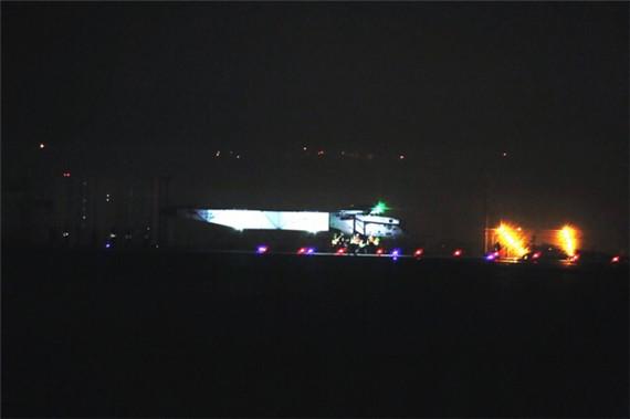 世界最大太阳能飞机凌晨降落重庆