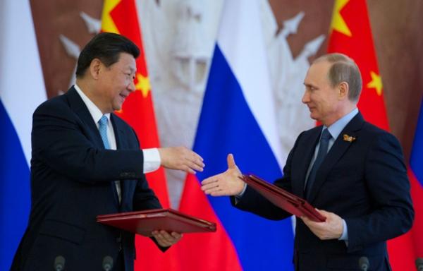 卖飞机造高铁:中俄签250亿美元32项大单