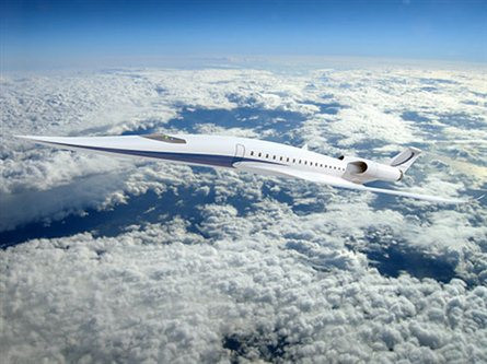七大超音速飞机制造商大盘点:空客排第一