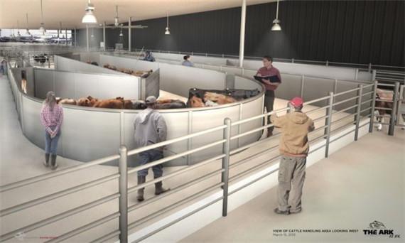 方舟候机楼的管理总监Aaron Perl说,和去年同期相比,对宠物和各种动物的空运需求量不断增长,他们意识到应该为这些动物提供更人道、更高效的空运服务。方舟候机楼一方面是动物们的安身所,另一方面也是检疫机构,机场建设的初衷是让所有动物王国的成员尽可能的享受舒适的空运服务。