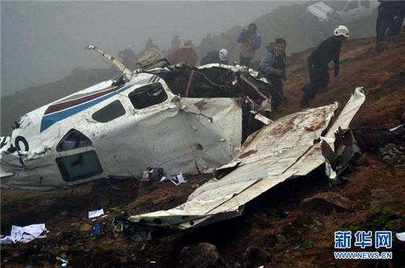 一架载有3人的小型飞机当日在秘鲁利马以南附近山区坠毁,机上3人全部