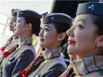 最美空姐大PK 亚洲航企空姐最美
