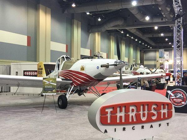 Thrush和GE将开发以H85发动机为动力的飞机