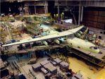 一目了然!俄罗斯曝光伊尔-76运输机装配线