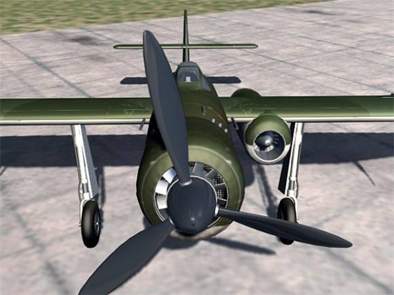 """理查德.沃格特博士设计的BV p.204   战争结束后,沃格特进入斯图加特技术大学进行了两年的学习。出于对航空的热爱,他获得了博士学位。1923年到1933年整整十年时间里,他在日本川崎航空机担任总设计师并为日本培养了大批年轻的设计师。1933年,受汉堡飞机制造厂的邀请归国后,沃格特博士开始了他""""离经叛道""""的设计。"""