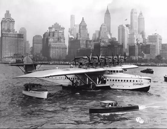 详述水上飞机发展史