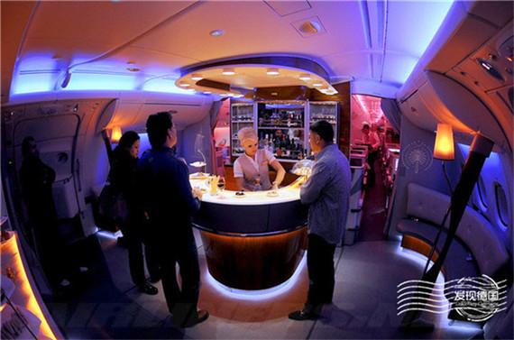 详细解构世界最大商用飞机空客a380!