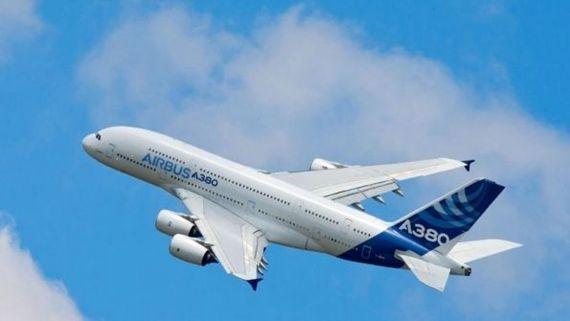 空客a380胖纸新布局:座位数再增加14个