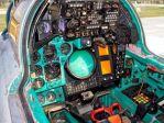美俄战机及座舱图对比:一个彪悍 一个细致
