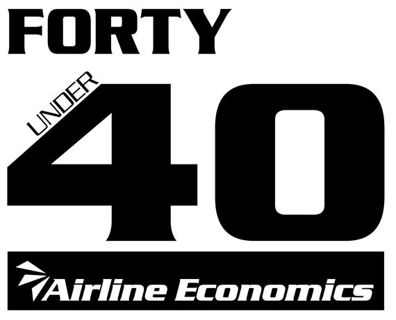 """敏锐洞察到行业发展趋势,Airline Economics于今年推出了""""40 under 40""""的首届年度计划,旨在发掘商业航空领域的年轻力量,推动航空行业发展。据了解,此次奖项通过问卷方式评选而出,Airline Economics鼓励其订阅者及航空在线新闻读者,提名身边年龄在40岁以下的同事——他们的行业天赋值得被更多人了解、工作努力且有潜力成为未来的市场领导者。"""