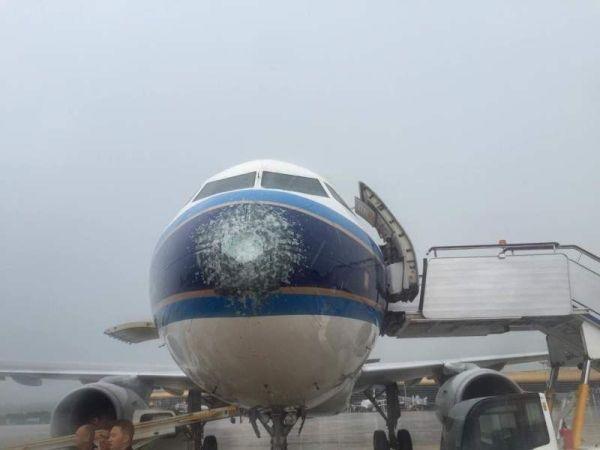 8月2日南航cz3510航班由济南飞往广州