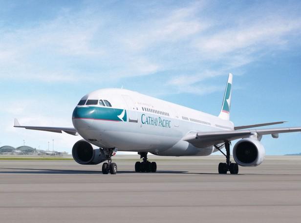 国泰客机机翼故障 已登机旅客被迫换机延误3小时图片