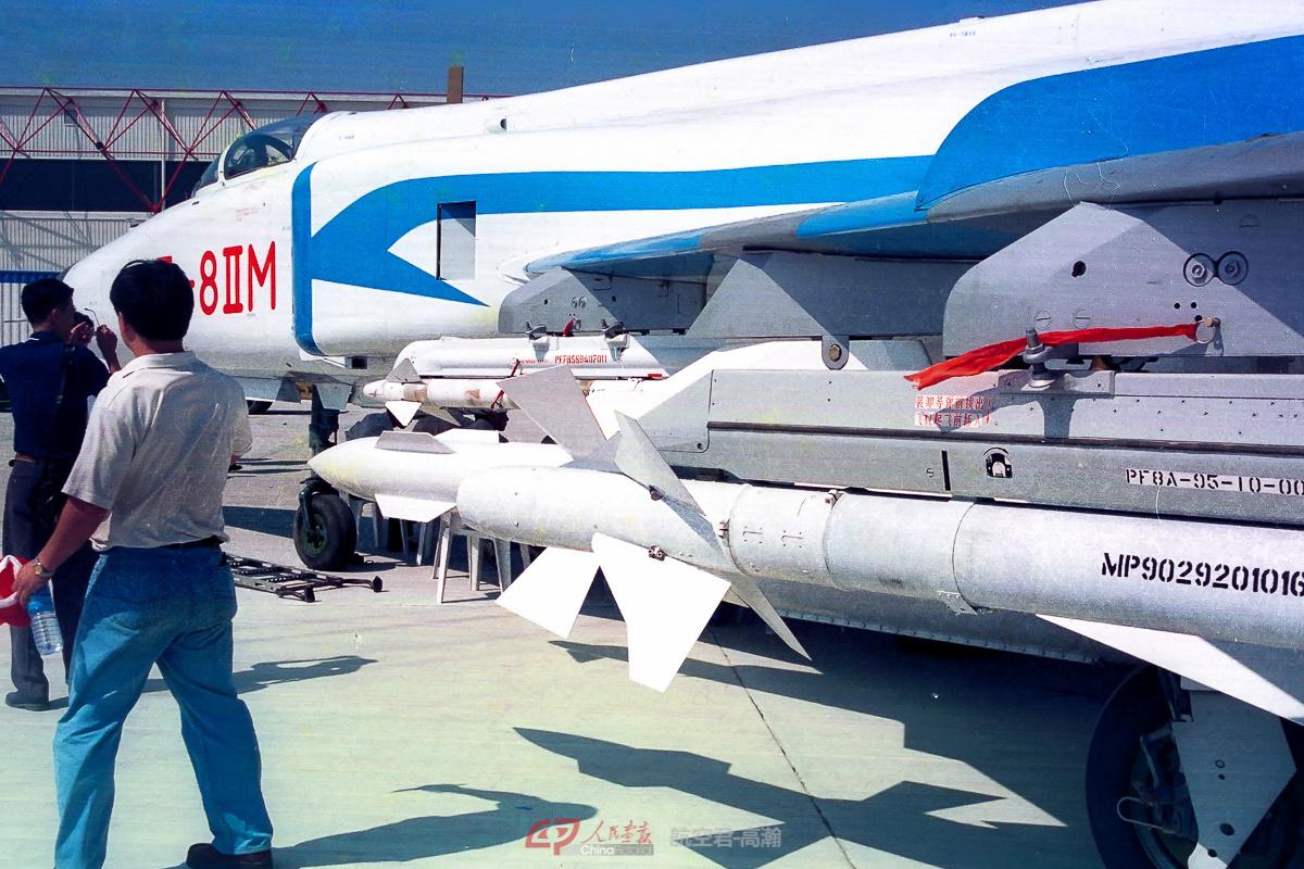 中国J-8IIM战斗机