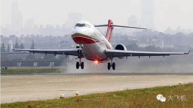 【arj21飞机在自然结冰