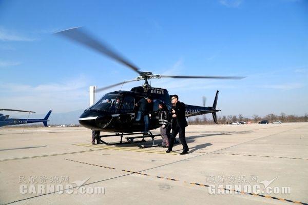 每月只有一两位游客 京津冀低空旅游负重难飞