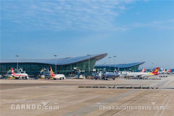 杭州机场有望2019年通地铁 将建一座新航站楼