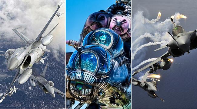 《航空周刊》摄影大赛:B2飞跃橄榄球场