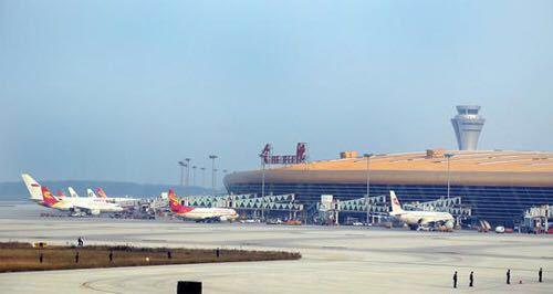 蚌埠亳州宿州将建机场 形成航空港体系
