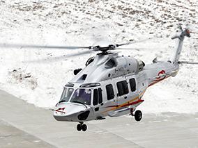 AC352首飞 给中国直升机60周年最好生日礼物
