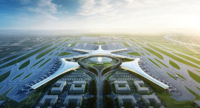 国内最高等级新机场,两年后现身胶州湾畔